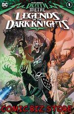 DARK NIGHTS DEATH METAL LEGENDS OF THE DARK KNIGHTS #1 (2020) MAIN COVER ($5.99)