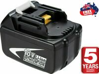 NEW 18V 5.0AH / 6AH LXT Battery For Makita BL1830 BL1840 BL1850 Cordless Tools
