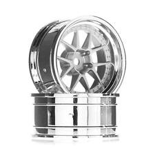 HPI 114636 DY-Champion 26mm Wheels Chrome/Silver 9mm (2) RS4 SPORT 3