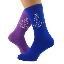 Keep Calm & WEAR, chaussettes homme fantaisie fun Socks X6N559