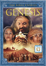 The Bible Stories: Genesis [New DVD]