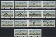 Berlin ATM Automatenmarken Michelnummer 1 VS 1 ** postfrisch