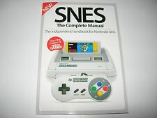 SNES The Complete Manual by Retro Gamer - Mario / Metroid Torn Front Cover