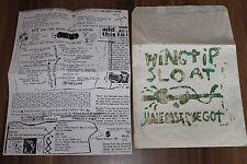 "Wingtip Sloat - Half Past I've Got (1992) (2xVinyl 7"") (VHF #2)"