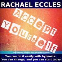 Accept Yourself Hypnosis CD Stop Self Doubt, Love Who You Are Hypnotherapy