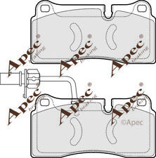 REAR BRAKE PADS FOR AUDI R8 GENUINE APEC PAD1613