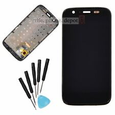 For Motorola Moto G XT1032 1033 LCD Digitizer Touch Screen Frame Replacement UK