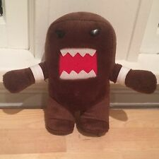PLUSH DOMO KUN BROWN MONSTER DOLL JAPANESE KAWAII 7""