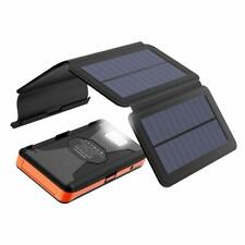 Solar Charger, X-DRAGON 10000mAh Solar Power Bank Australia