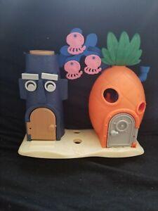 BIKINI BOTTOM PINEAPPLE HOUSE Playset ~Spongebob Squarepants ~Mattel ~2013 toy