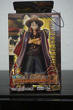 One Piece Grandline men Vol 3 Luffy Red coat