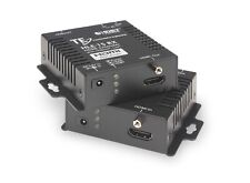 HDMI over Cat5e Extender, HDBaseT, 4K w/ IR. Transformative Engineering actual