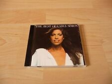 CD Carly Simon-The Best of Carly Simon - 11 canzoni