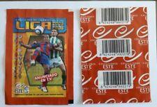 Packet Panini la Liga este 2005 2006 05 06 Unopened Pochette Bustina Tüte sobre
