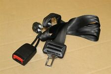 Rear Centre Lap Belt Black VW Lupo Seat Arosa 6X0857487 041 New Genuine VW part