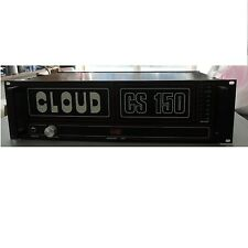 Cloud CS-150 1-channel 150W mountable-rack amplifier with many outputs Vintage
