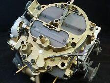 ROCHESTER QUADRAJET CARBURETOR 850 cfm Hi-Perf CHEVY V8's 454-502ci pt #182-1910