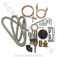 FALCON 534101040 FALCON DOMINATOR 6 BURNER OVEN RANGE GAS VALVE / THERMOSTAT KIT