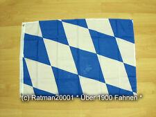 Fahnen Flagge Bayern Raute  - 60 x 90 cm