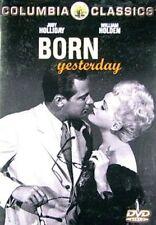 Born Yesterday DVD 1950 Judy Holliday