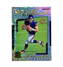 2017 Donruss Football The Elite Series #1 MITCHELL TRIBISKY Chicago Bears Rookie