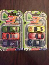 kids toys boys cars 2 Pack 6 Cars