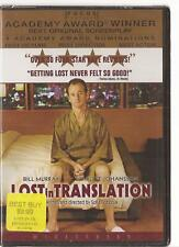 Lost in Translation (Dvd, 2004, Widescreen) U.S. Issue New & Sealed Bill Murray