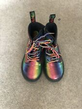 doc martens Girls Coloured Boots Size 11