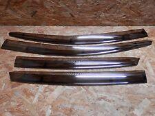 2003 2007 JDM NISSAN TEANA MAXIMA J31 4DOOR RAIN VISOR GUARD SET FACTOEY OEM