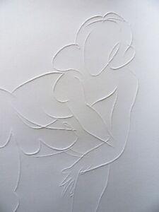Henri Matisse: La Dancer - Engraving Signed, 1994# Ballet, Opera, Ballerina
