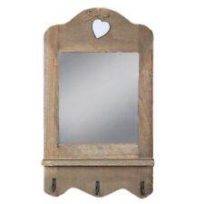 "Rectangle Farmhouse Medium (12"" - 24"") Decorative Mirrors"