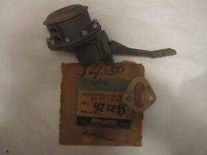 55-57 Ford Thunderbird Fuel Pump NORS 4212