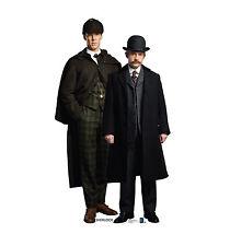 Sherlock and John Watson Holmes BBC TV Life Size Standup Cardboard Cutout 2364
