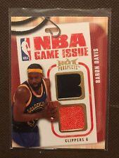 NBA Jersey Card Baron Davis Fleer Hot Prospects 2008-09 98/149