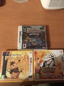 pokemon ds games bundle