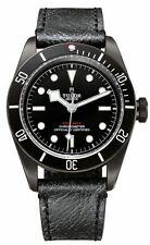 AUTHENTIC NEW TUDOR HERITAGE BLACK BAY DARK BLACK PVD MEN'S WATCH 79230DK-004