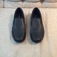 Rockport Adiprene Leather Loafers For Men (Black)  Size 13