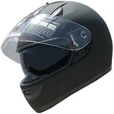 Motorcycle Full Face Helmet-Dual visor F05 +Free Tinted Shields