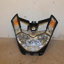 03 APRILIA ATLANTIC 500 FRONT HEADLIGHT HEAD LIGHT LAMP W/ HARNESS