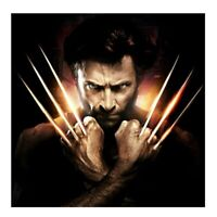 5D Full Drill Diamond Painting Embroidery Wolverine Cross Stitch Kits Arts Mural