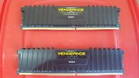 8GB VENGEANCE LPX (2x 4gb) 2400MHz RAM MEMORY DDR4 PC4 1.2v CM4X4GF2400Z16K4 a
