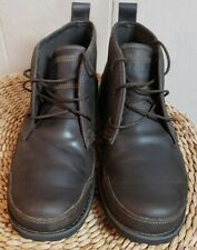 Timberland Earthkeepers Chukka Boots Men's Size 10.5  Dark Brown Leather #84587