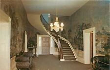 Hermitage TN~Spiral Staircase~Entrance Hall~Home of President Jackson~1950s