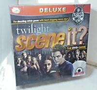 Scene it ? Twilight Deluxe The DVD Game Family Gaming Holiday Fun
