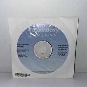 Blackberry User Tools Light Blue CD