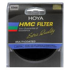 58mm Genuine HOYA HMC ND400 Netural Density ND X400 Multi-Coated Lens Filter