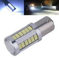 1156 LED Bright Auto Car Tail Brake Turn Signal Light Reverse Lamp Bulb ER