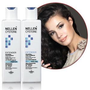 Nellen Anti-Frizz Shampoo & Conditioner Pack · Salt, Paraben & Sulfate-free