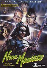 Neon Maniacs - Die Horrorbande , 100% uncut , DVD Region2 , NEW