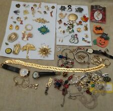 VINTAGE & MODERN ESTATE JEWELRY LOT ALVA JJ AA AW M METZKE NAPIER 1928 MONET
